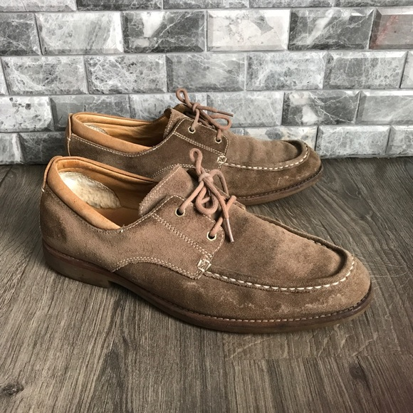 UGG Other - UGG Australia Men's Via Pitti Suede Oxfords tan 11
